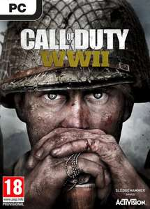 Call of Duty WWII PC (EU) - £27.99 - CDKeys