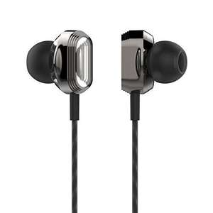 Betron ProX7 Noise Isolating Earphones Headphones with Microphone and Volume Control £6.79 prime / £10.78 non prime Sold by Betron Limited ( VAT Registered) and Fulfilled by Amazon - lightning deal