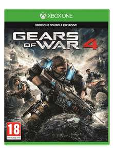 Gears of War 4 [XBox] £7.99 Preowned @ Grainger Games