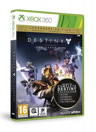 Destiny: The Taken King on Xbox 360 (£2.50 - Amazon)