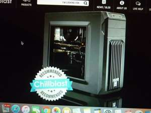 Chillblast Fusion GTX 1060 Custom Gaming PC £1029 - chillblast.com