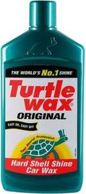 Turtle Wax Original Car Wax £3.18 @ Homebase