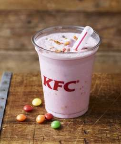 2 KFC krushems for £2.00 via the Colonel's club app