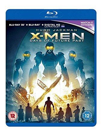X-Men Days of Future Past BluRay / 3D Bluray / UV Triple - £3.85 @ Amazon (Prime) or £5.84 (non Prime)