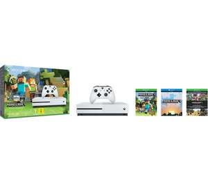 Xbox One S 500gb, Minecraft and Additional Controller £199.97 @ Currys/PC World