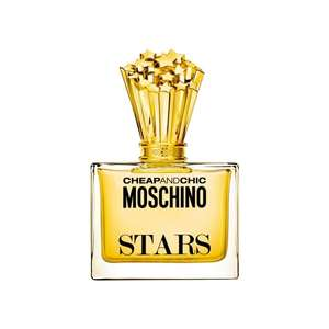 Free Delivery, Gift wrap & Free Deluxe Moschino Miniature on ALL orders using code - Cheap and Chic Stars EDP 50ml   £15 delivered at Beauty Base