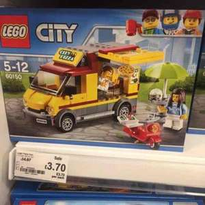 Lego city Pizza Van 60150 £3.70 @ Asda - reddish Stockport