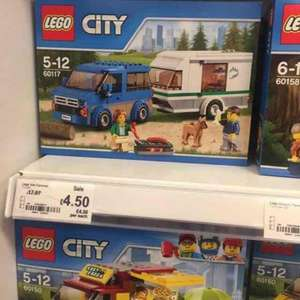 Lego City - Van & Caravan - 60117  £4.70 instore @ Asda reddish Stockport
