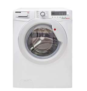 Hoover 10KG A+++ 1400rpm DXCE410W3 Washing machine with Free Connection & Recycling available £287.10 @ Tesco (Using code) Last day