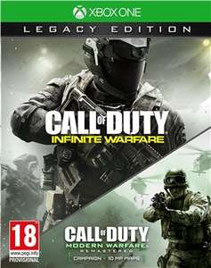 [Xbox One] Call Of Duty: Infinite Warfare Legacy Edition - £21.99 (Like New) - Student Computers/eBay Home & Garden