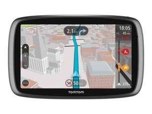 TomTom GO 6100 6 inch World Maps Sat Nav with Sim Card and Unlimited Data Included - £199.98 + free delivery @ ebuyer