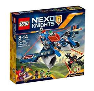 Lego 70320 Nexo Knights Aaron Fox's Aero-Striker V2 £7.50 instore at Asda