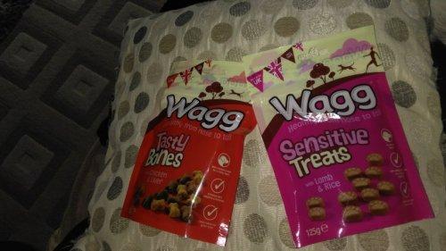 wagg dog treats 23p @ Tesco extra - Bristol