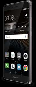 Huawei P9 (NOT lite version) Grey 32GB Dual Leica lens camera phone (2 x 12MP) £297.99 on O2 Refresh