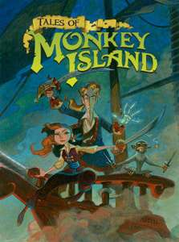[PC] Tales of Monkey Island - £1.59 - Gog.com