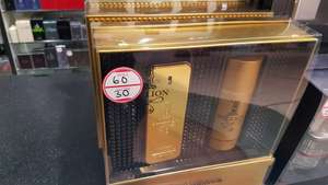 1 million 100ml EDT + 150ml Deodarant Spray £30.00 (theperfumeshop)