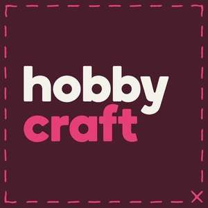 Hobbycraft half price sewing event including Gutermann and Dylon