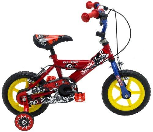 EXPIRED :  Child's bike Sonic SON025 Boy's Kap-Pow Bike £21.03 @ Amazon