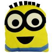 Minions Minion Jerry Cushion or Stuart Cushion only £3.52 delivered (with code) [Official Despicable Me merchandise] @ The Internet Gift Store