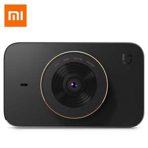 Xiaomi mijia Car Dash Camera (2017 model), 1080p, SONY IMX323, F1.8, 160 Degree Wide Angle / WiFi Connection. FLASH SALE @ GearBest - £37.83