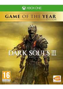 Dark Souls III: The Fire Fades Edition (Game of the Year Edition) [XBox] £24.85 @ Simplygames