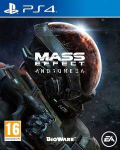 Mass Effect Andromeda PS4/XB1 £30.99 (£27.89 with unidays code) @ Zavvi