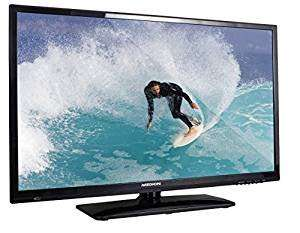 "MEDION LIFE P15494 31.5"" Slim LCD TV with LED backlight technology from Amazon  sold by MEDION UK.  - £86.99"