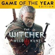 Witcher 3: The Wild Hunt GotY Edition £17.49 @ PSN