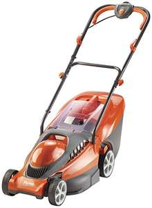 Flymo Chevron 37VC Electric Wheeled Rotary Lawnmower 1600W - 37cm £49.99 Amazon Prime Exclusive