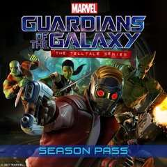 Marvel'S Guardians Of The Galaxy: Telltale - Season Pass PS+ £11.39 @ PSN
