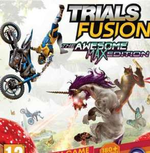 Trials fusion - the awesome max edition £7.49 PSN