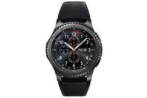 Samsung Gear S3 Frontier £255.50 @ Amazon (sold by Canal and Fulfilled by Amazon).