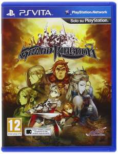 Grand Kingdom (PS Vita) £9.78 Delivered @ Amazon Italy