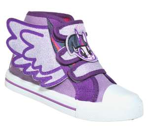 My Little Pony Twilight HiTop Shoes £9.99 C+C at Argos