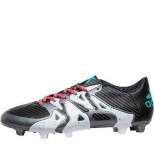 adidas Mens X 15.3 FG / AG Football Boots £12.99 + £4.49 Del @ MandM Direct