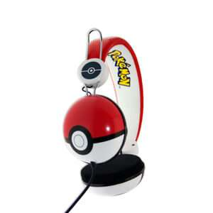 Pokemon ball on ear headphones were £20 now £9.99 - still £19.99 at Argos Add item from 99p and get free delivery or pay £1.99 @ IWOOT