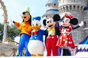 Disneyland Paris 2 Nights inc Flights & Park Entry £139pp, Save 38% (Multiple Airports) @ holidaypirates