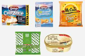 Co-operative Food - £5 Frozen Meal Deal