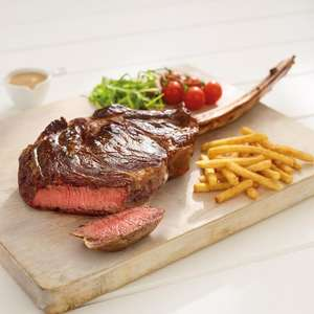 Tomahawk Steaks 0.9 - 1.3 kg £10 @ Morrisons