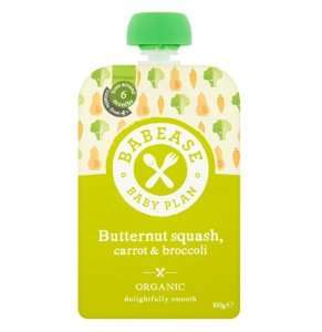 Free Babease Baby Food (voucher for using in Tesco)