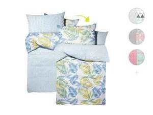 Meradiso Bedlinen Set single-doulble and kingsize from £6.99 @ Lidl 25th