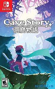 Cave Story+ [Nintendo Switch] - Amazon.com - £22.45 Prime / £28.25 non-Prime