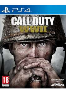 Call of Duty: WWII on PlayStation 4 at simplygames.com for £41.85
