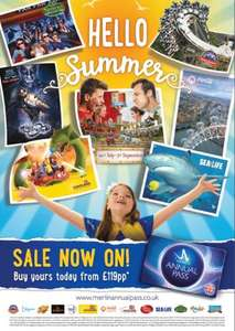 Merlin Annual Pass From £119 At Warwick Castle