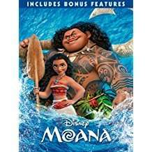 Amazon Video, iTunes, Google Play - Moana 99p rental HD