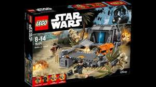 LEGO Star Wars Battle on Scarif Set 75171 £27.49 + £3.95 P+P = £31.44 delivered @ Disney Store