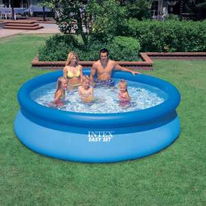 Intex 10ft easyset round swimming pool - £31.38 after discount code ACTION9, free delivery, also Topcashback available @ 5.05% @ Carparts4less