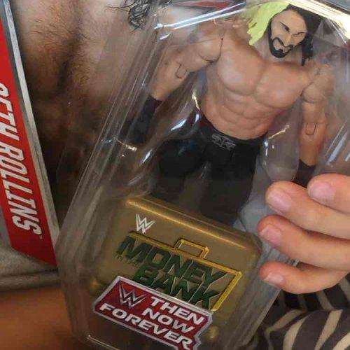 WWE Wrestling Figures - £4 Asda
