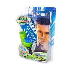 Messi Foot Bubbles starter pack £2.99 @ Home Bargains in Loughborough