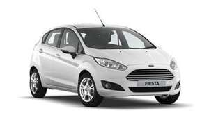 Ford Fiesta Hatchback 1.25 82 Zetec Navigation 5dr £152 a month, 4 year lease £7313.47 @ Yes Lease